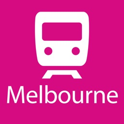 Melbourne Rail Map Lite