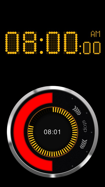 Tap Alarm Clock screenshot-1