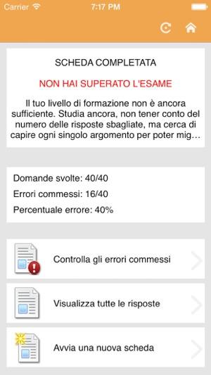 galileo quiz patente