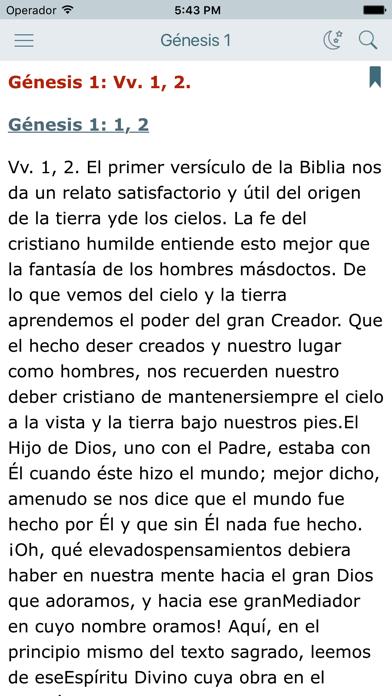 Estudios Bíblicos Cristianos: Comentario y Biblia screenshot one