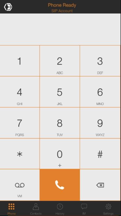 Telegate Softphone