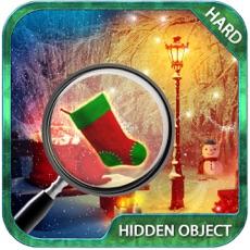 Activities of Hidden Objects Game Christmas Spirit