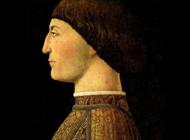 Piero Della Francesca Artworks Stickers