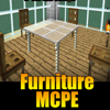 Furniture Addon For Minecraft PE One Touch Install - Saliha Bhutta