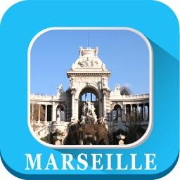 Marseille France - Offline Maps navigator