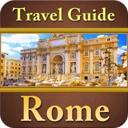 Rome Offline Map City Guide