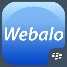 Webalo for BlackBerry