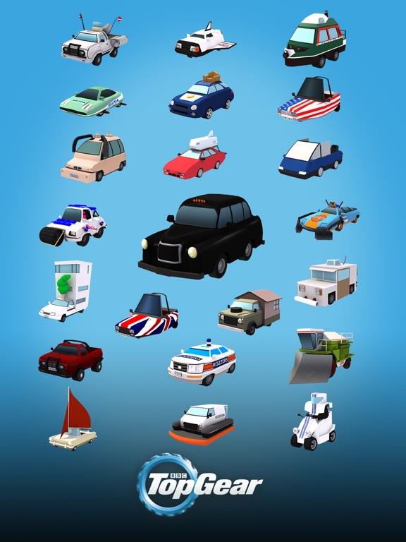 Top Gear: Donut Dash screenshot 4