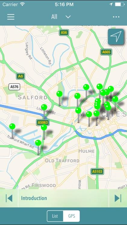 Sightseeing Manchester screenshot-4