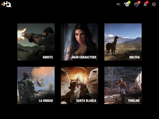 Tom Clancy's GR® Wildlands HQ screenshot 6