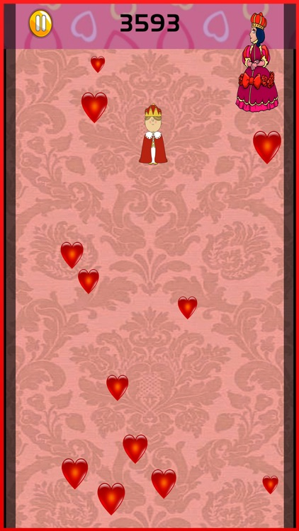 Prince and Princess on Valentine Day - Lovely game