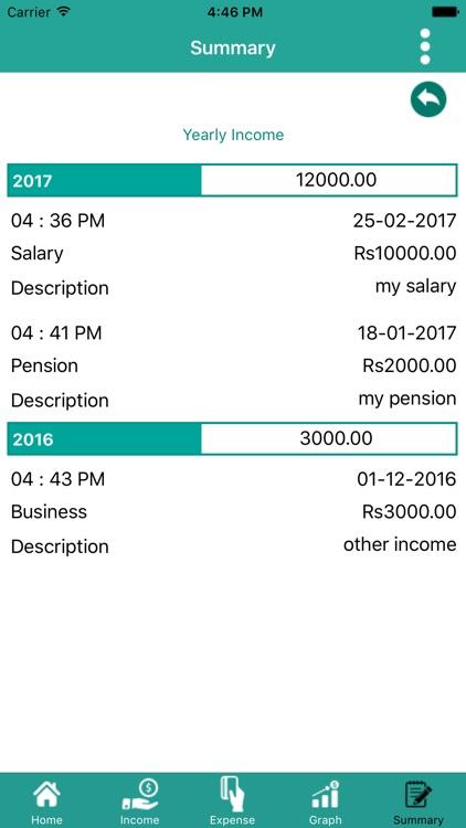 My Expense Tracker Pro