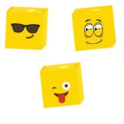Cube Box Emoji