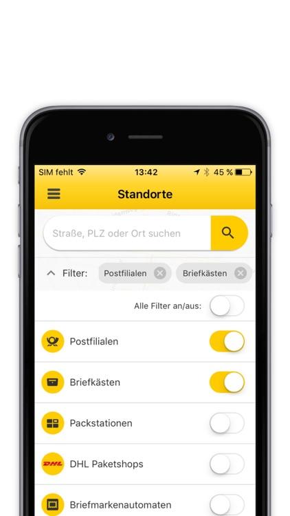 Post mobil screenshot-4