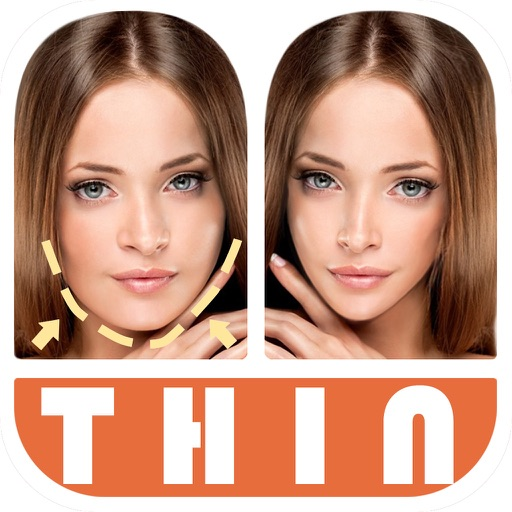 Thin Camera - Insta Face Makeup Slim Skinny Photo