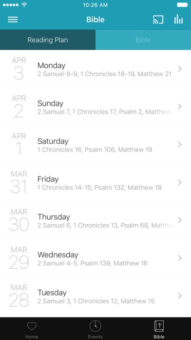 Living Church App screenshot 3