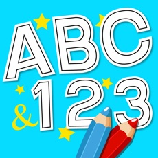 Activities of Anitrek Coloring - ABC & 123 learning app for Kids