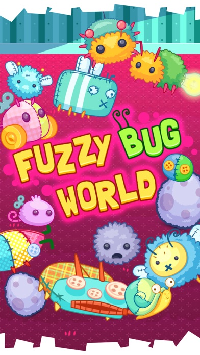 Fuzzy Bug World