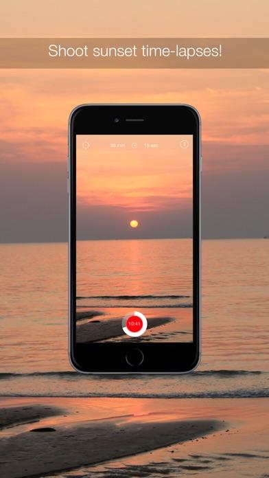 InstaSun — time-lapse sunsets! Screenshots