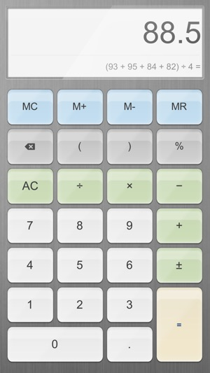 download free calculator for ipad