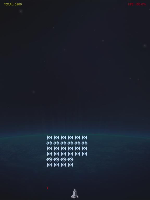 Alien Invaders vs. Space Shuttle Arcade Video Game screenshot 4