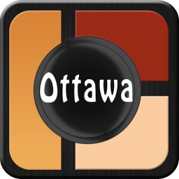 Ottawa Offline Map City Guide