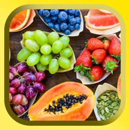 Fruits Jigsaw Puzzles Learning Games Free For Kids