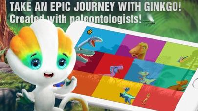Ginkgo Dino: Dinosaurs World Game for Kidsのおすすめ画像1