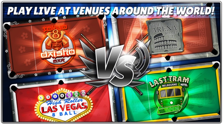 Pool Rivals™ - 8 Ball Pool screenshot-4