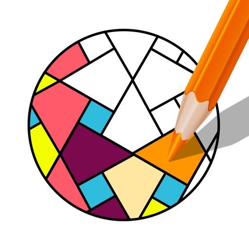 ARTFY - Adult Coloring Book & Recolor Color Books