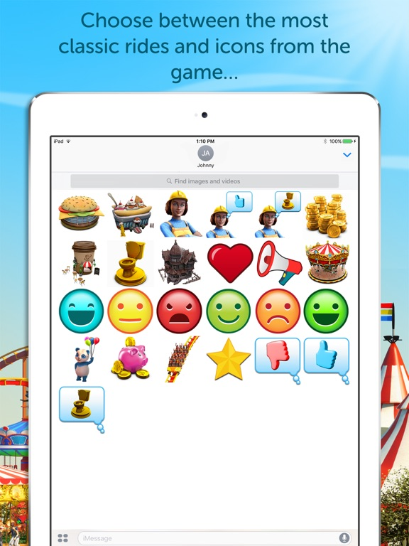 RCT Touch Stickers screenshot 6