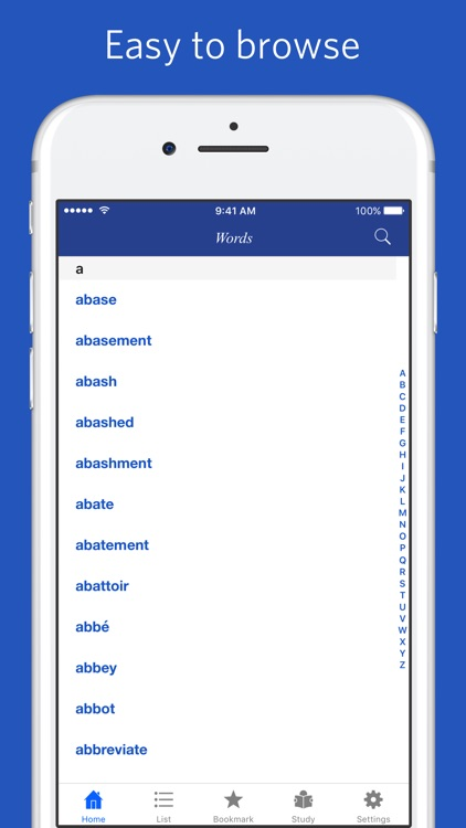 Synonym Finder - Dictionary of Synonym by Thanh Nguyen