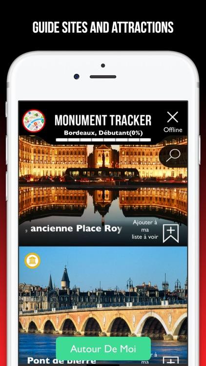 Bastia Guide Monument Tracker