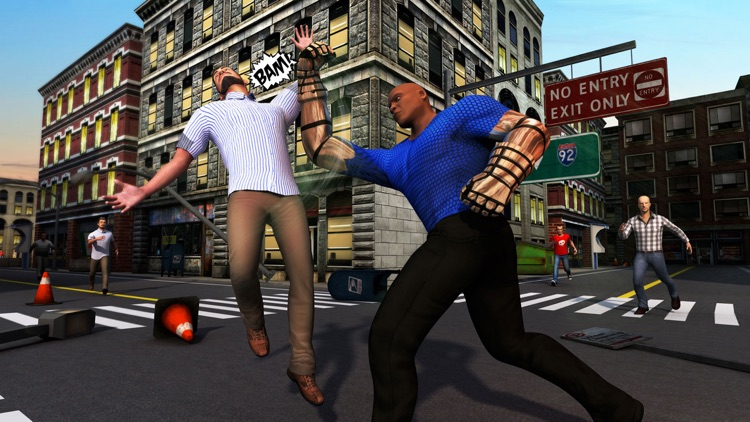 HERO Vs Mafia: Ultimate Battle screenshot-4