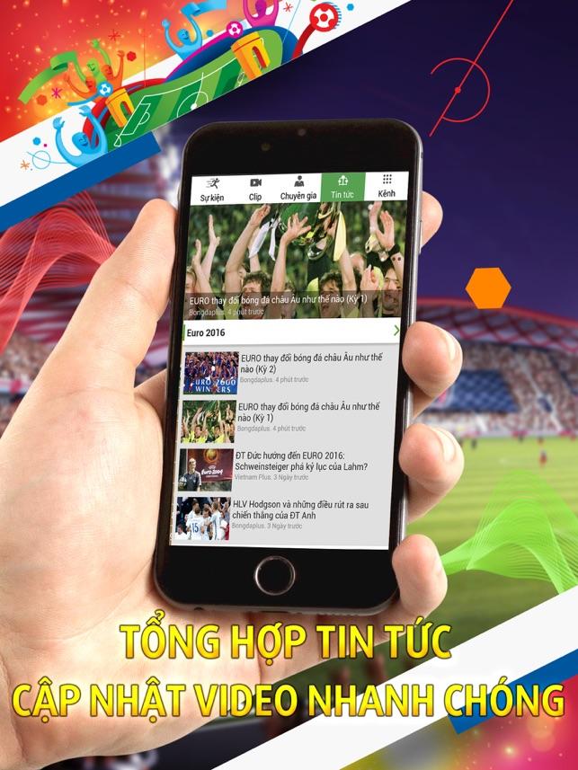 SCTV - Xem Bong Da Truc Tuyen