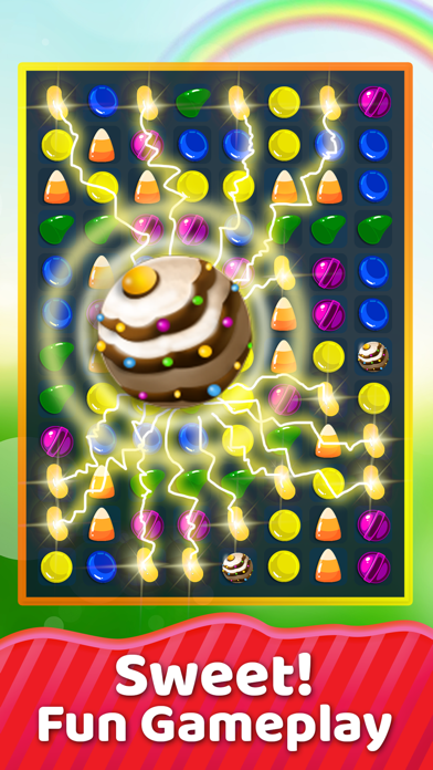 Candy Crumbe  Super Sweet screenshot one