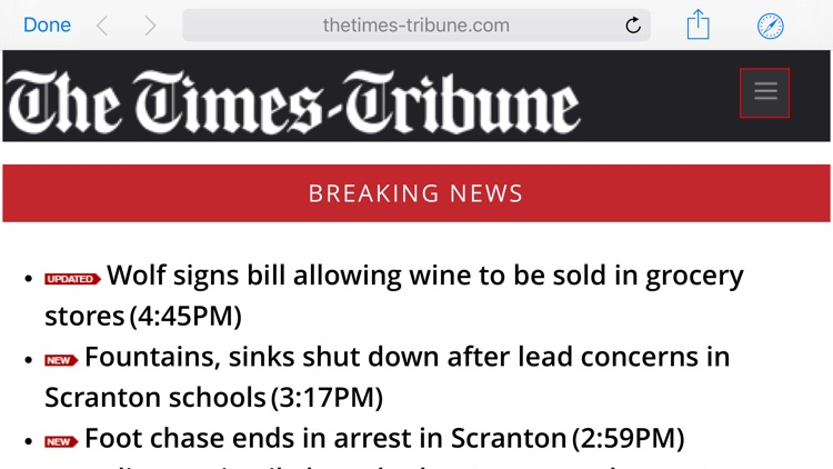 The Scranton Times-Tribune