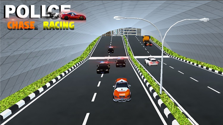Car Chase Games: Police Chase Hot Car Racing Game Of Racing Car 3D By
