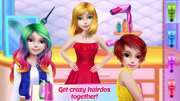 Girl Squad - BFF in Style screenshot-2