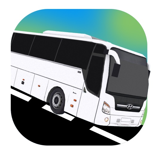 Airport Bus Parking Simulator 3D