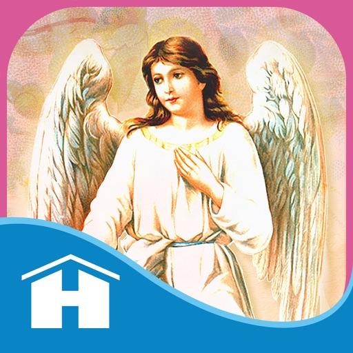 Guardian Angel Tarot Cards - Virtue, Valentine
