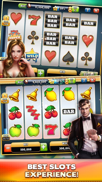 Slots Games - Free Casino Slot Machines screenshot-4