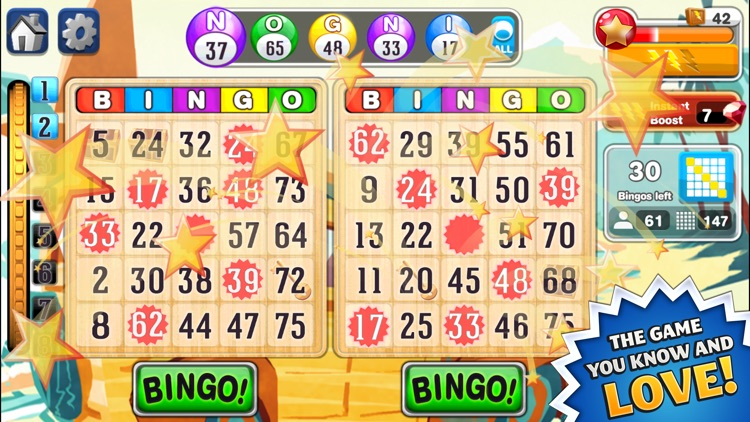 Bingo!™ screenshot-3
