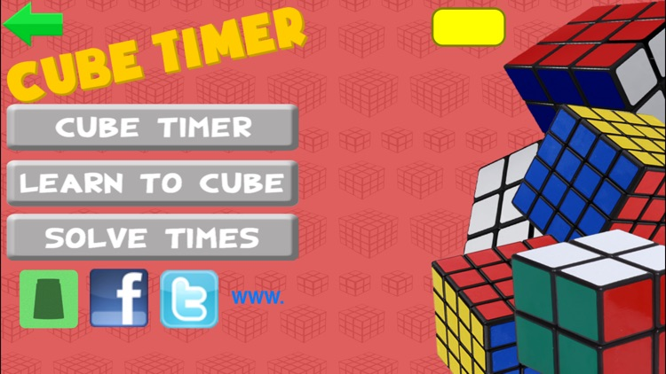 Cube Timer screenshot-2