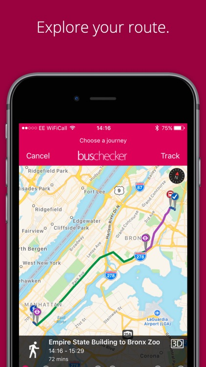 NYC Bus Checker screenshot-3