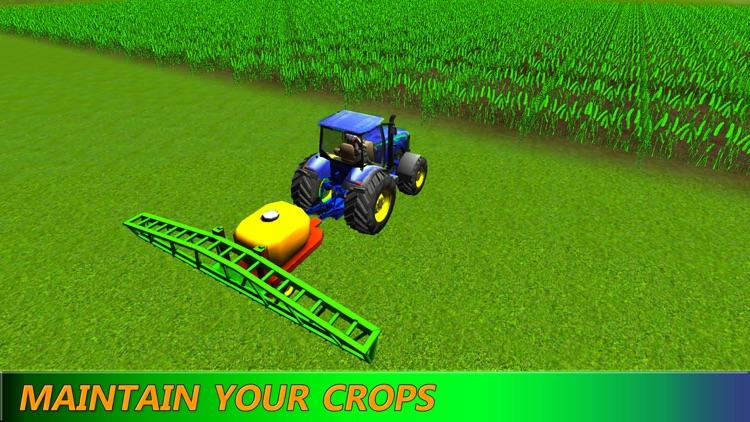 Tractor Simulator: Farming Machine HD