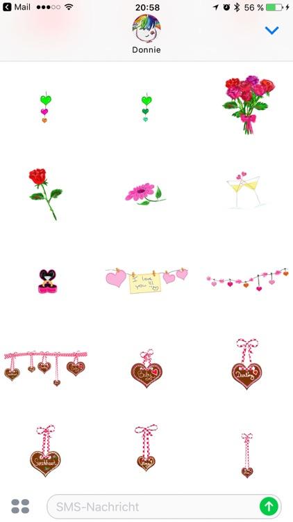 Ultimate Valentines Sticker Pack screenshot-3