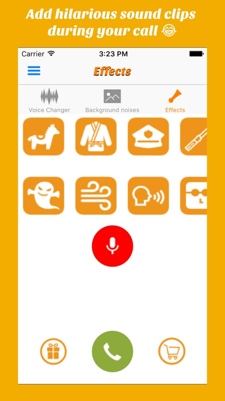 Call Voice changer Allogag - Online Game Hack and Cheat