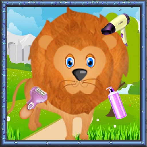 Animal Hair Salon & Makeover