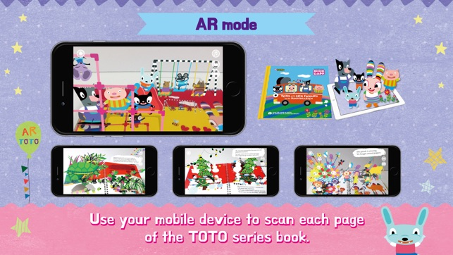 TOTO 35 - AR/VR/MR BOOK+APP on the App Store